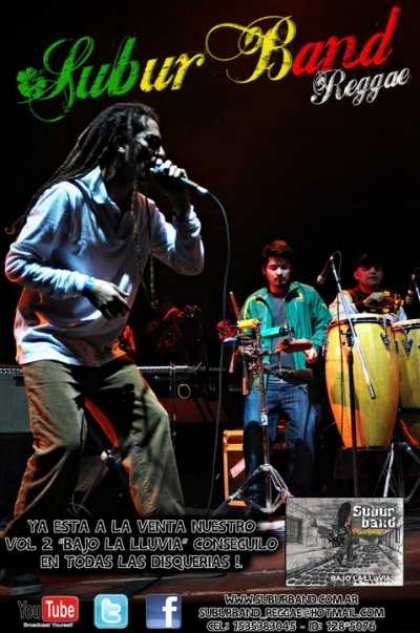Subur Band Reggae