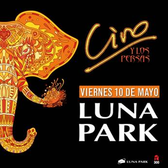 Ciro regresa al Luna