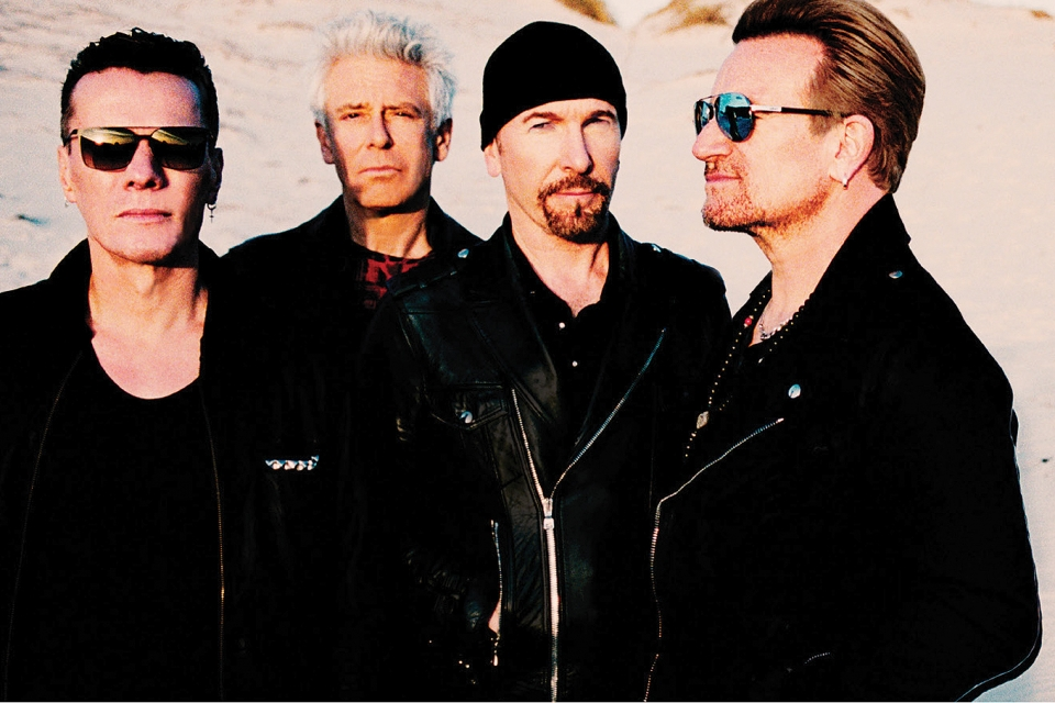U2 en Argentina con Noel Gallagher de invitado