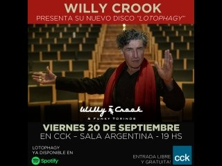 Willy Crook