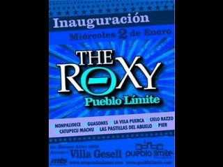 The Roxy Club