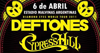 DEFTONES & CYPRESS HILL