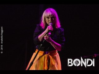 Blondie brilló en el regreso del Rock & Pop Festival