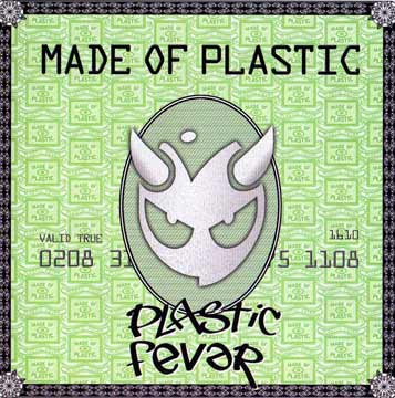 Made of plastic