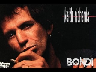 Keith Richards: Un gitano solitario